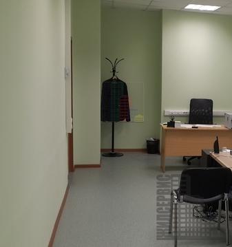 Офис в аренду в круглосуточном бизнес-центре у метро Калужская - Фото 2