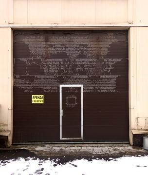 Сдам склад 475 кв.м. высота потолков 9 м. - Фото 3