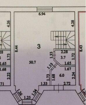 В таунхаусе на 5 семей продается квартира 11.73 кв.м. ул. Новозаречная - Фото 5