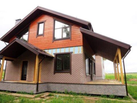 Дом 170м2 на 9,6 сот Киевское шоссе 45 км - Фото 4