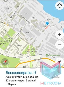 34 кв.м. офис на Лесозаводской 9 - Фото 5
