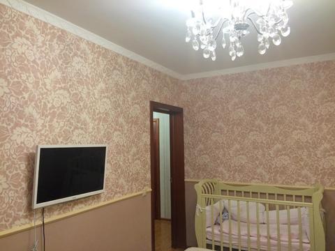 3-комнатная квартира в ЖК Заповедный уголок с мебелью и евро-ремонтом - Фото 3