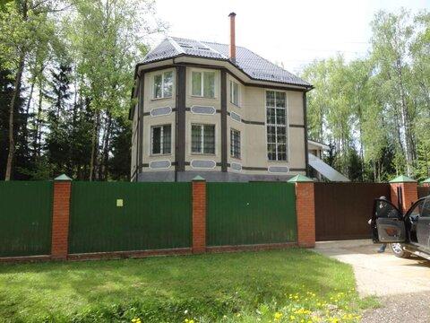 Продажа: дом 512 м2 на участке 40 сот. - Фото 1