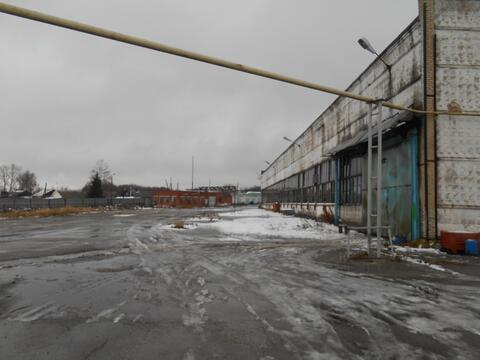 Объекты производственно- складского назначения - Фото 1