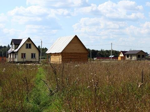Участок 10 соток правильной формы, Можайский р-н, Минское шоссе, 97 км - Фото 1