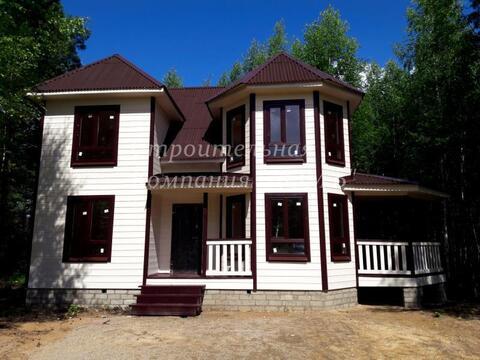 Новый загородный дом для постоянного проживания с панорамными окнами н - Фото 1