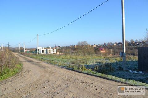 Участок 12 соток под ИЖС в Волоколамске - Фото 1