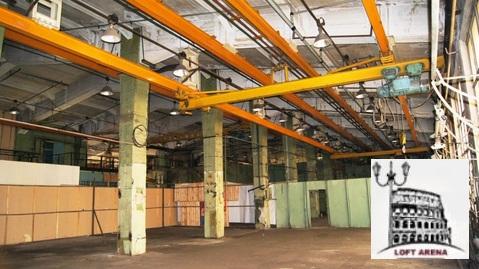 Аренда помещения в производственном здании (псн), площадью 790 кв.м. - Фото 1