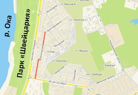 Продаётся земельный участок 5,5сот на ул. Пятигорская, 16а. - Фото 3