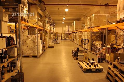 Помещ. под склад, раб. сост, отапл, выс.:4,6 м, пол бетон, 5 груз. л - Фото 4