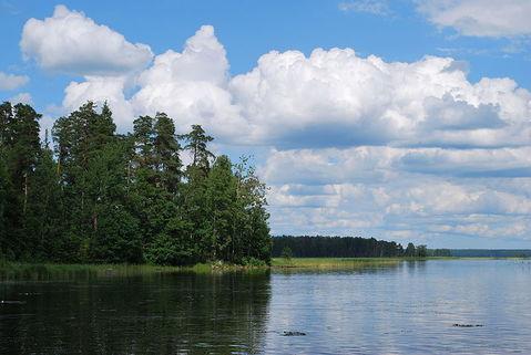 Склоны Коробицыно , озеро Глубокое и Вишнёвское - Фото 1