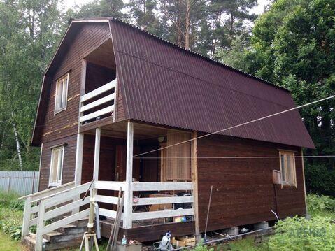 Двухэтажная дача общей площадью 96 кв.м на участке 8 соток в жилом СНТ . - Фото 2