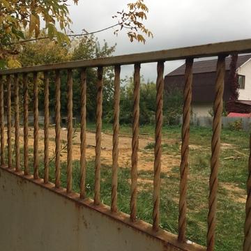 Земельный участок 10 соток с железным вагончиком - Фото 1