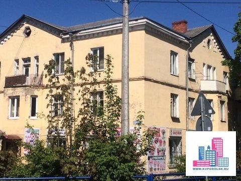 Комната 16 м2 в 4к.кв, 3/3 эт, пгт Пролетарский, 40 лет Октября, 19 - Фото 1