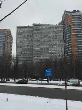 Продажа квартиры, м. Проспект Вернадского, Ленинский пр-кт. - Фото 1