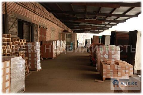 Аренда помещения пл. 327 м2 под склад, м. Перово в складском . - Фото 1