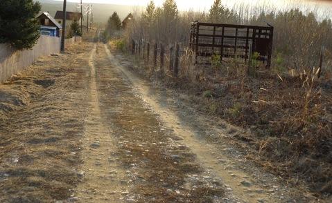 Участок, 22 км Мельничной Пади, СНТ Тихая Пристань - Фото 3