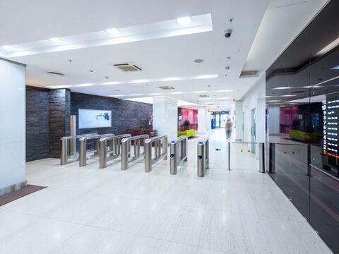 Офис в аренду 19 м2 в бизнес-центре «Интеграл» - Фото 3