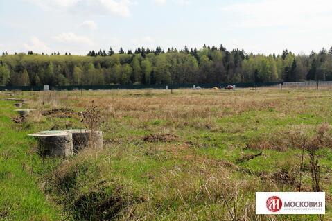 Участок в поселке со своей инфраструктурой, 39 км от МКАД по Киевскому - Фото 1