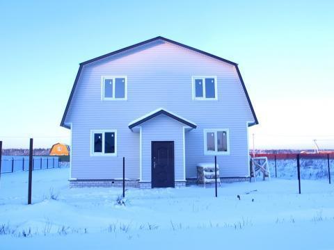 Продам новый дом в д.Финеево - Фото 1