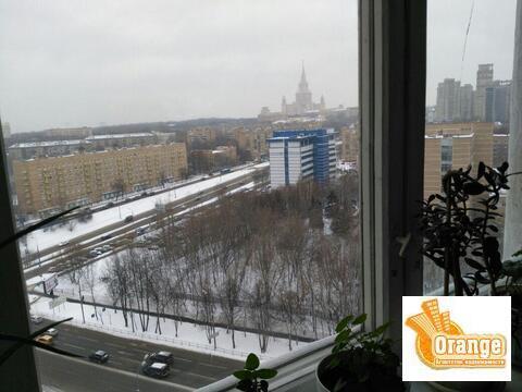 Продается 2-х комнатная квартира г. Москва, ул. Мосфильмовская, д. 74 - Фото 1
