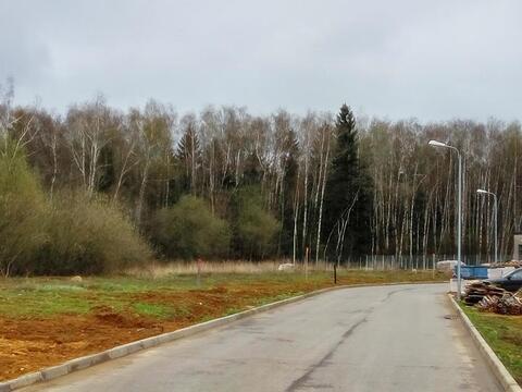 Участок 11 сот кп Синергия 12 км Киевское Калужское шоссе - Фото 3