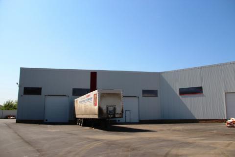 Холодный склад, производство. 10 минут от города 500 кв.м. - Фото 3