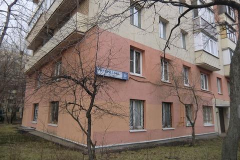 Сдам 1-комнатную квартиру рядом с метро Коломенская и парком - Фото 1