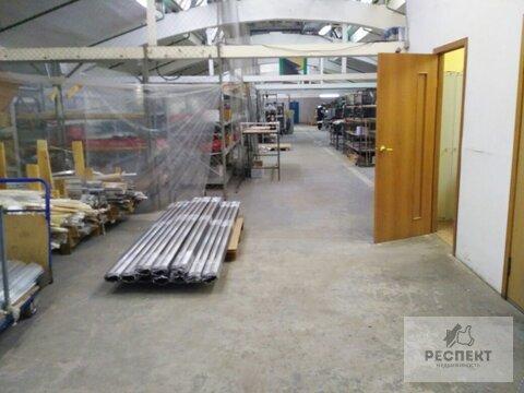 Производственно-складское помещение 1589 кв.м. - Фото 3