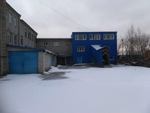 Имущественный комплекс г.Выборг - Фото 1