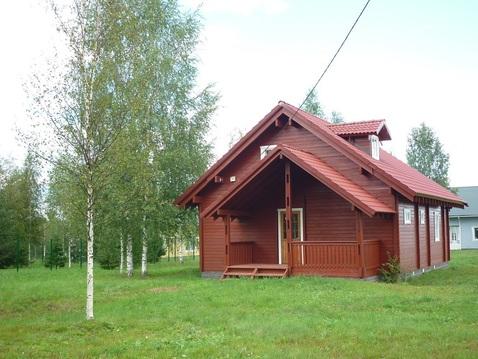 Прекрасный дом из бруса 127 кв.м. в Удальцово - Фото 2