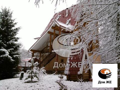 Продам коттедж коттедж, Симферопольское шоссе, 40 км. от МКАД, Кленово - Фото 2