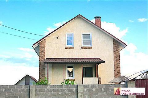 2-х эт.дом с цоколем 140 кв.м на 6 сот. в д.Клишева Раменского р-на - Фото 2