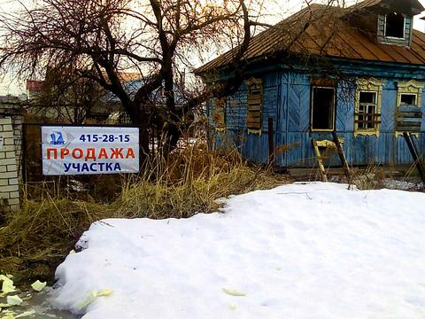 Участок на ул. Усольская, 30. Угловой, квадратный, фасад на дорогу, 6с - Фото 3