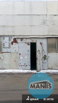 Теплый склад 300м2 в Перово - Фото 1