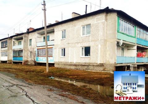 3-к. квартира в с. Квашнинское - Фото 1