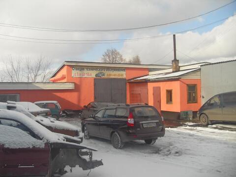Производственно-складское помещение 1098 кв. ул. Благовещенская - Фото 1