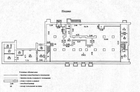 Аренда офис г. Москва, м. Октябрьская, пр-кт. Ленинский, 11, стр. 1 - Фото 5
