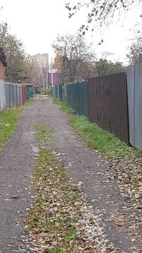Участок 6,5 соток, Климовск - Фото 1
