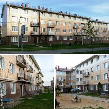 3кк в г.Истра ул Генерала Белобородова 7 - Фото 1