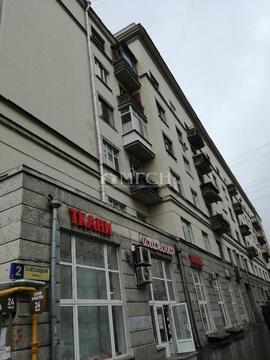 Продажа комнаты, м. Автозаводская, 2-й Автозаводский - Фото 2