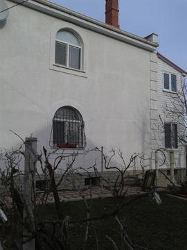 Жилой дом 100 м.кв на участке 7/6 сот.5км.Балаклавского шоссе - Фото 2