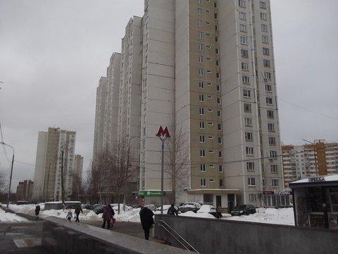 1-к.квартира рядом с метро Митино - Фото 1