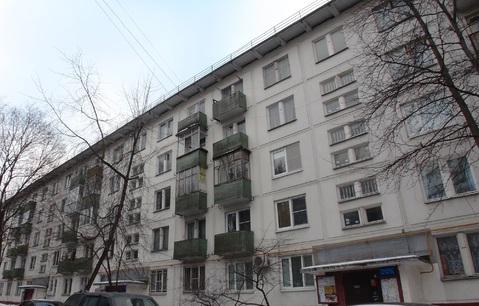 1 комнатная квартира, продажа, Москва, улица Азовская, дом 29к1 - Фото 1
