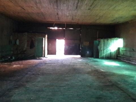 Сдается в аренду ангар под склад, производство 434 м2 Тосненский район - Фото 3