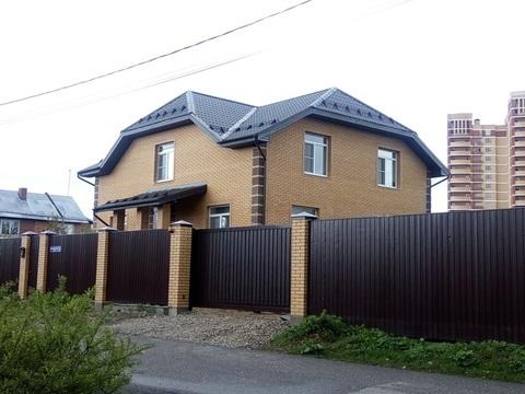 Дом Троицк Новая Москва 334 кв.м. - Фото 2