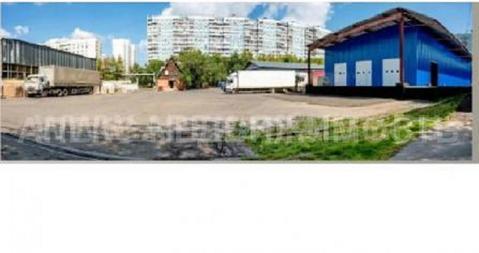 Аренда склада пл. 600 м2 м. Алтуфьево в складском комплексе в Бибирево - Фото 1