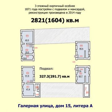 Особняк княгини Дашковой на Галерной улице - Фото 3