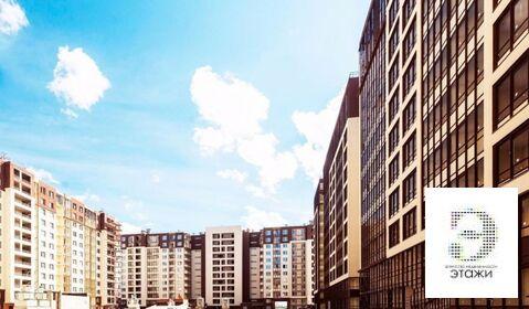 1-к. квартира, м. Проспект Ветеранов, Петергофское шоссе, ЖК . - Фото 3