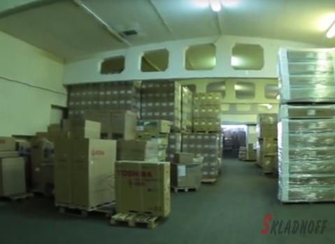 Продажа складского комплекса 5361м2, Новорязанское ш, 8 км от МКАД - Фото 4